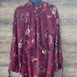 Takara Maxi dress size medium